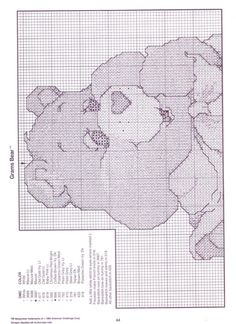 Care Bears - Grams Bear 1 of 2