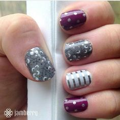 Mix and match Jamberry Nail Wraps at http://pruittc.jamberrynails.net/