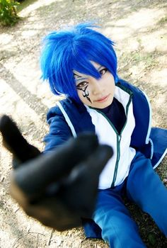 Jellal Fernandez Cosplay (Fairy Tail) Amazing Cosplay, Best Cosplay, Anime Cosplay, Cosplay Outfits, Anime Outfits, Cool Costumes, Halloween Costumes, Fairy Tail Cosplay, Double Picture