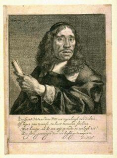 Karel Dujardin (Dutch, 1622-1678). Portrait of Jan Vos, the Poet, 1662. The University of Michigan Museum of Art, Michigan. Gift of Jean Paul Susser, 1968. http://www.umma.umich.edu