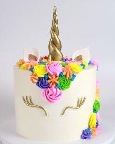 Unicorn Cake by Cake Bash Studio & Bakery, Sherman Oaks