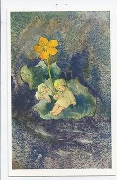 SWEET...Mili Weber - Flower Fairies