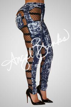 Sinister Jeans (Scorcher)   Shop Angel Brinks on Angel Brinks