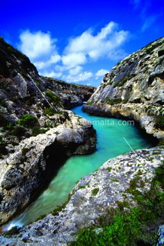 Wied Iz-Zurrieq Malta