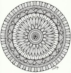 Mandala Weekend – CraftyArtistKC