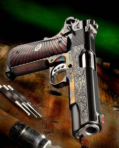 Airsoft hub is a social network that connects people with a passion for airsoft. Talk about the latest airsoft guns, tactical gear or simply share with others on this network Custom 1911, Custom Guns, Weapons Guns, Guns And Ammo, Rifles, Wilson Combat, Pocket Pistol, 1911 Pistol, Colt 1911