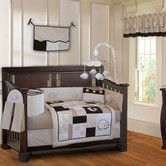 Found it at Wayfair - Sheep/Lamb Neutral Unisex Baby 10 Piece Crib Bedding Set $152.99 expected in stock 3/17/2015
