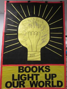 Book Week 2015 Books Light Up Our World
