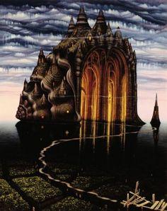 El arte surrealista de Jacek Yerka 10