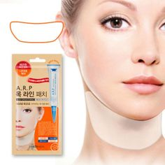 MEDIHEAL A.R.P Smoothing Neck Patch Mask 5.4g*4ea Anti-aging Neck Wrinkle Care #MEDIHEAL