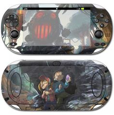 Skin sticker PS Vita - Type 21