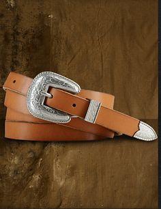 Denim and Supply - Accessories - Brown Belt