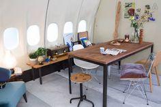 Airbnb et KLM vous offrent une Nuit dans un Avion Appartement