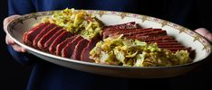 Learn how to make charred cabbage with Guinness to accompany your corned beef this St. Patrick's Day.