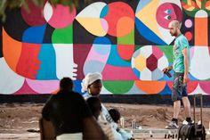 Wide Open Walls: Art in public spaces in Gambia | African Digital Art