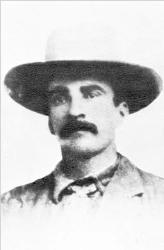 """SCOTT COOLEY - an orphan adopted by rancher Tim Williamson, he later joined Texas Rangers and became well respected lawman, feared due to his relentless pursuit of outlaws. In 1875, Williamson was falsely arrested and killed by lynch mob while under protection of a local deputy. In revenge, Cooley rode up to and shot, then scalped the deputy - event marked the beginning of what would be called the """"Hoodoo War"""" of Mason County. Rangers protected Cooley who later disappeared into history."""