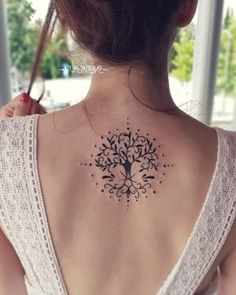 BACK TATTOOS FOR WOMEN - Page 13 of 51 - yeslip Back tattoos of a woman; Little prince tattoos; Back tattoos yourself tattoos for women Ribbon Tattoos, Spine Tattoos, Back Tattoos, Body Art Tattoos, New Tattoos, Tatoos, Flower Tattoos, Tattoo Neck, Tattoo On Back