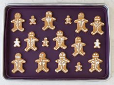 Gingerbread Skeleton People: A hands-on activity for the whole family. Break out your holiday cookie cutters early and make a batch of Gingerbread People. Then use a Luxe Decorator filled with Royal Icing to pipe on your skeleton. Epicure Recipes, Christmas Foods, Hands On Activities, Holiday Cookies, Royal Icing, Halloween Treats, Gingerbread Cookies, Cookie Cutters, Skeleton