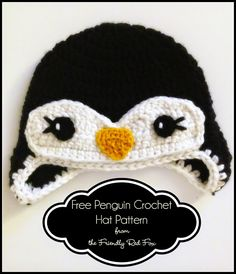 Free Crochet Patterns - The Friendly Red Fox