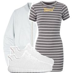 3/27/16 by lookatimani on Polyvore featuring polyvore, fashion, style, Won Hundred and clothing