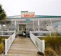 The Sunset Grille in Perdido Key Florida