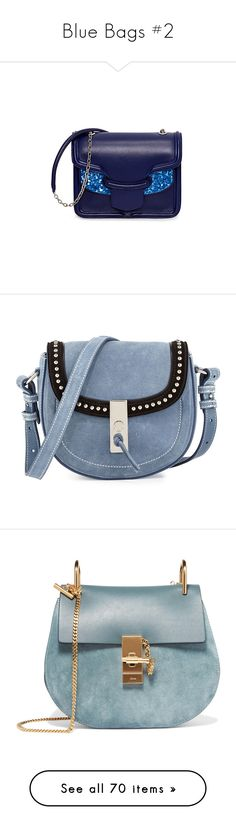 """""""Blue Bags #2"""" by kikikoji ❤ liked on Polyvore featuring bags, handbags, blue purse, alexander mcqueen, blue bag, alexander mcqueen purse, alexander mcqueen handbags, shoulder bags, blue and handbags shoulder bags"""