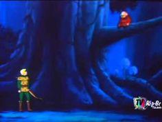 Caverna do Dragão Episódio 17 - O Traidor - Completo Dublado