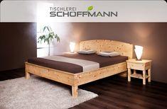 massives Zirbenholz aus den Kärntner Nockbergen / rustikal / geölt Toddler Bed, Furniture, Home Decor, Carpentry, Rustic, Bed, Timber Wood, Child Bed, Decoration Home