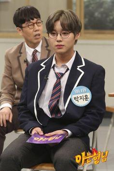 Wanna-One - Park Jihoon - Knowing Bros Ha Sungwoon, Weekly Idol, Kim Jaehwan, My Youth, 3 In One, Jinyoung, Say Hello, Korean Singer, My Boys
