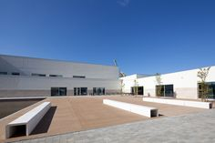 Escuela Secundaria Monserrate,© José Campos Architectural Photography