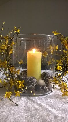 Partylite, Deco, Candle Holders, Candles, Creative, Shopping, Staging, Corning Glass, Deko