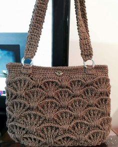 Crochet Handbags Crochet Purses Sweater Knitting Patterns Crochet World Purses And Handbags Macrame Prada Arts And Crafts Crochet Carpet Crochet Hobo Bag, Crochet Handbags, Crochet Purses, Crochet Bags, Crochet Stitches, Crochet Patterns, Crochet Carpet, Crochet World, Sweater Knitting Patterns