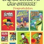Finding+More+Great+Graphic+Novels+for+Kids+GIVEAWAY