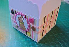 Bunny Box Toy Chest, Storage Chest, Bunny, Boxes, Crafts, Home Decor, Basteln, Homemade Home Decor, Cute Bunny