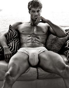 Sticky Paradise Fan — hotmalebwpicsss: Check here for: Hot guys...