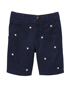 Big Boys' Embroidered Shorts ** You can find more details by visiting the image link.(It is Amazon affiliate link) #instahub