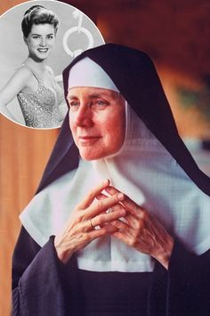 Mother Prioress Dolores Hart Dolores Hart was a very successful Hollywood actress who left it all at 24 to become a Catholic nun. What an amazing woman and life!