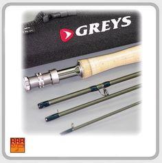Greys GR 70 Fliegenrute Einhand #5 - 7 GREYS GR 70 Einhand Fliegenruten Neu für 2016! Greys of Alnwick - EnglandDiese Rutenserie ist der Nachfolger der legendären Greys XF2 Fliegenrute und