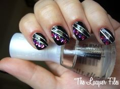 Stripingtape by TheLacquerFiles, via Flickr