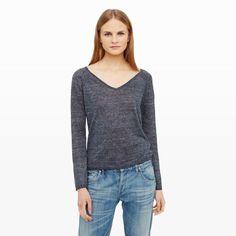 Women | Hartford Mouline Sweater | Club Monaco
