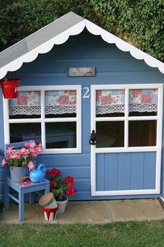Sew a little love: playhouse