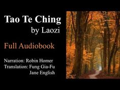 Tao Te Ching by Lao Tzu - Full Audiobook Modern Meaning, Chinese Philosophy, Tao Te Ching, Compound Words, Chinese Words, Taoism, Inner Strength, Audiobook, Texts