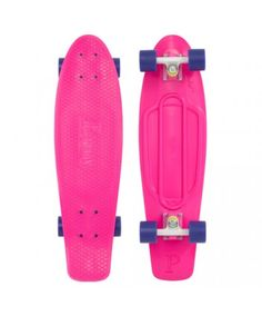Penny Skateboards USA Penny Nickel Pink Purple - PENNY NICKEL 27""