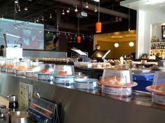Blue C Sushi....