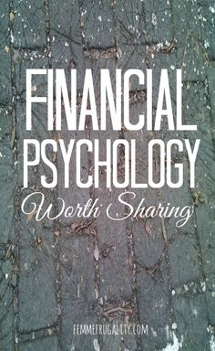 This tip is really healpful to get around your own negative financial psychology. Budgeting Finances, Budgeting Tips, Money Tips, Money Saving Tips, Mad Money, Budget Help, Managing Your Money, Personal Finance, Personal Goals