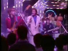 Duran Duran - Hungry like the wolf TOTP 1982.  Easy but interesting drum track.