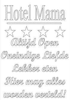 Hotel mama deel1