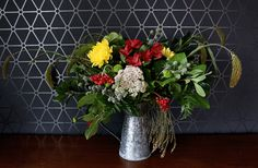 Learn how to put together 3 DIY Fall-inspired bouquets using the same materials!