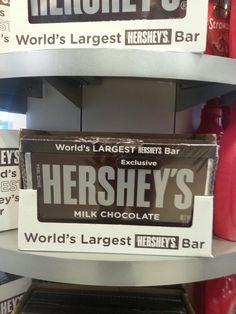 Hershey Chocolate Bar, Chocolate World, Hershey Bar, Vegas