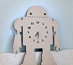 Whimsical Clock